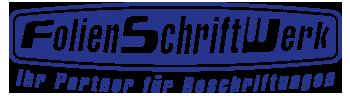 Folienschriftwerk Mobile Logo