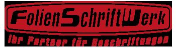 Folienschriftwerk Logo